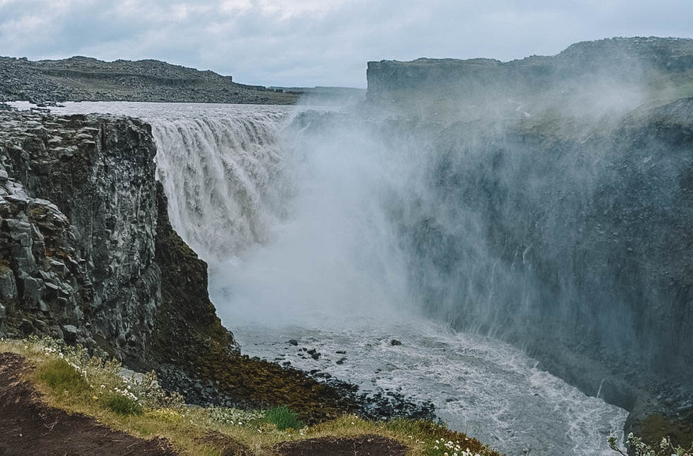 Dettifoss, photo by We Go With Kids