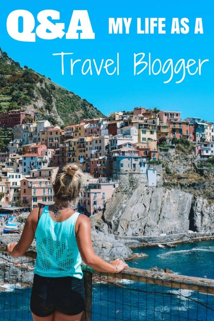 You see photos of travel bloggers on social media and it looks amazing, but what really goes on behind the scenes? In this post I answer some of the most popular questions I frequently receive about my blogging lifestyle; including how I make money with my blog, how I can afford this lifestyle, how often I travel and much more! #travelblogger