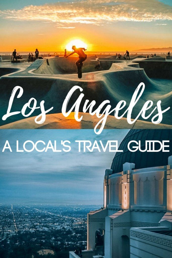Want to experience Los Angeles like the locals do? Find out everything you need to know about visiting Los Angeles like the locals. From the best places to eat, off the beaten track must-sees and much more, this local's travel guide to Los Angeles has it all! #losangeles #likealocal