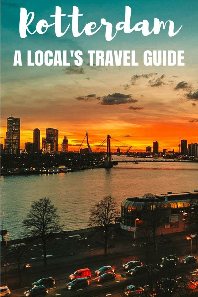 Planning a trip to Rotterdam in The Netherlands? Find out all the best things to do, places to eat and undiscovered activities in this local's travel guide. #rotterdam #travellikealocal #thenetherlands