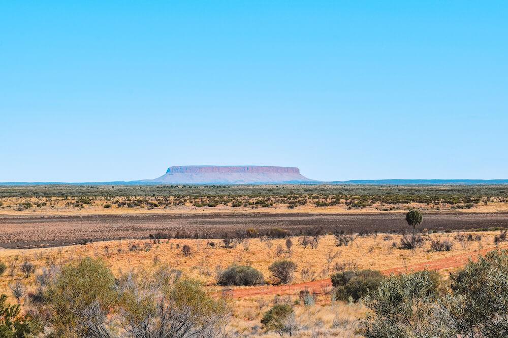 Mount Connor, Australia
