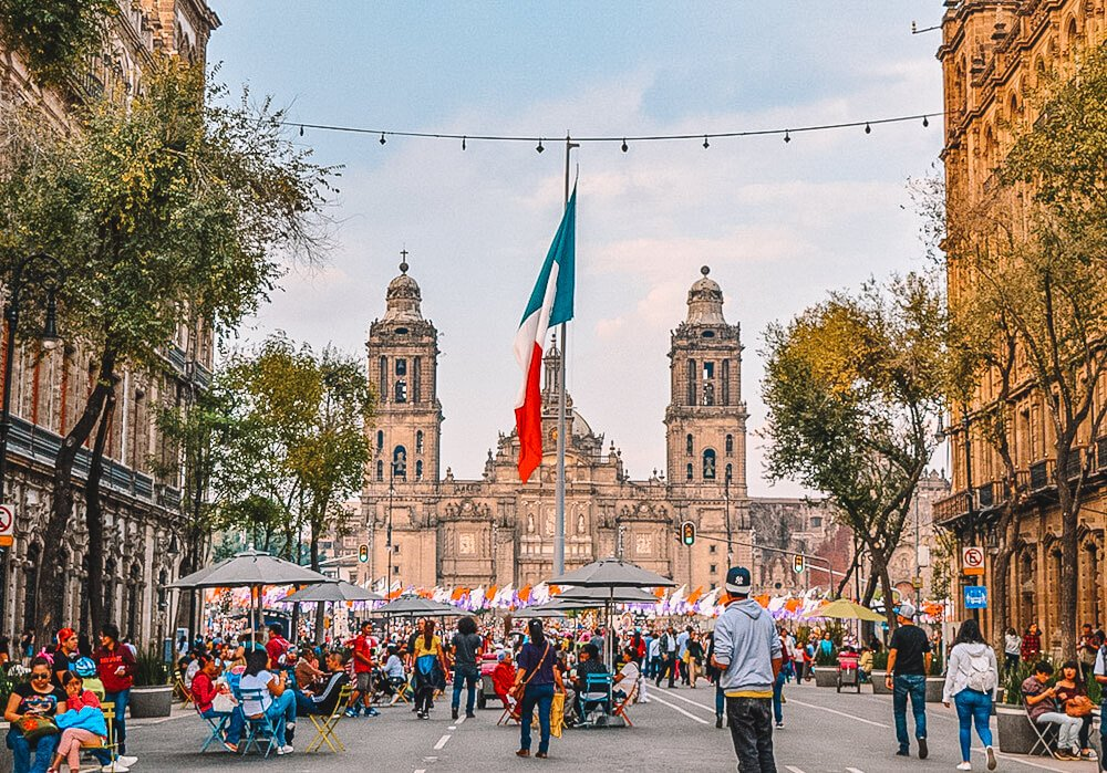 Mexico City Cathedral, photo by Eternal Expat