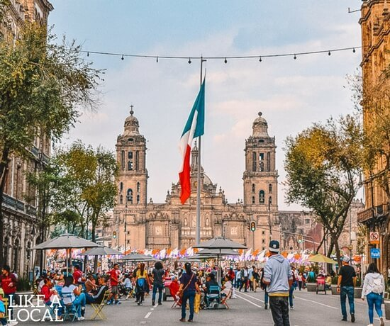 A local's travel guide to Mexico City