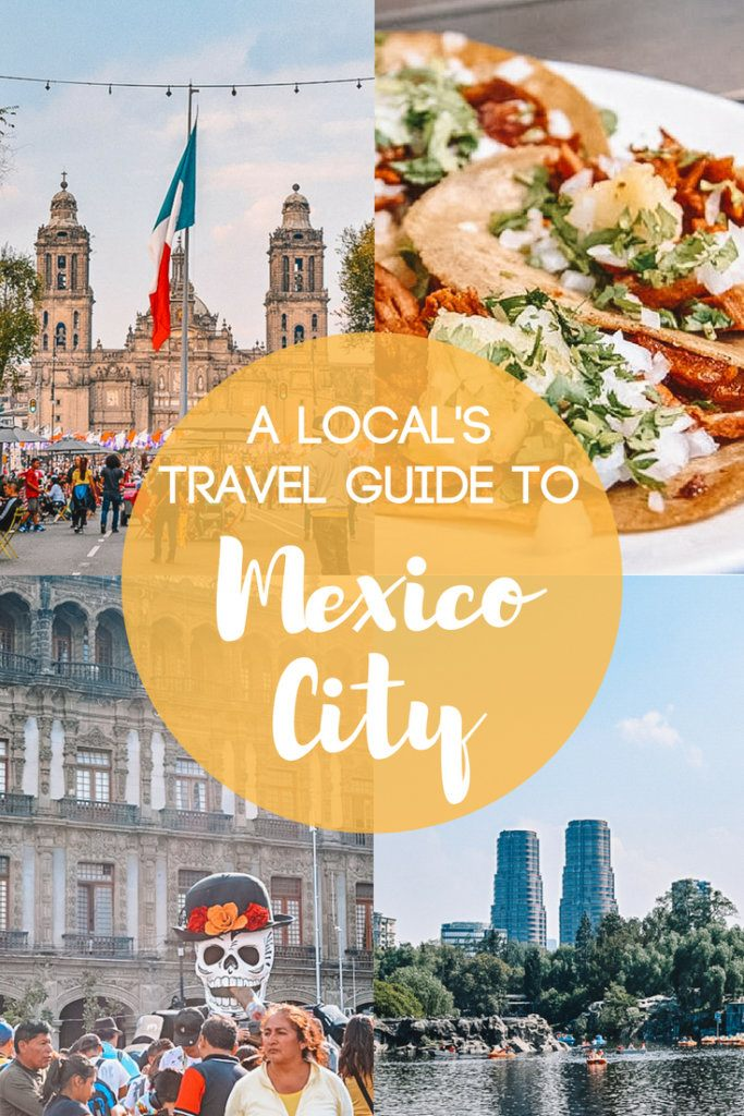 Planning a trip Mexico City? Discover all the best things to do in Mexico City from a local; including where to eat, where to stay, the best activities and off the beaten track places to discover. #mexico #mexicocity #travelguide #localtravelguide