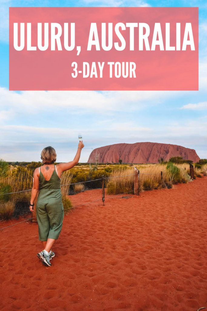 Planning to explore Australia's Red Centre? Discover all the best things to do and places to see in Uluru and surroundings if you only have 3 days. Including information on how to prepare for a trip in the Australian outback. #australia #uluru #katatjuta #ulurukatatjutanationalpark #australianoutback #outback