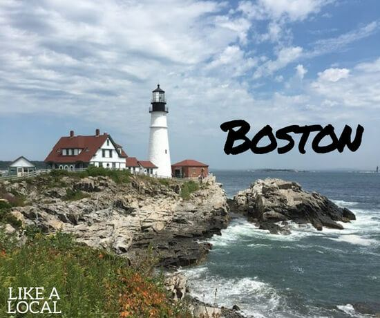 A local's travel tips to Boston