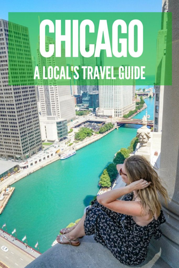 I asked a Chicago based travel blogger to share all her insider tips on Chicago. Find out everything you need to know about Chicago with this local's guide. #chicago #insidertips #localtravelguide #usa #unitedstatesofamerica #travellikealocal