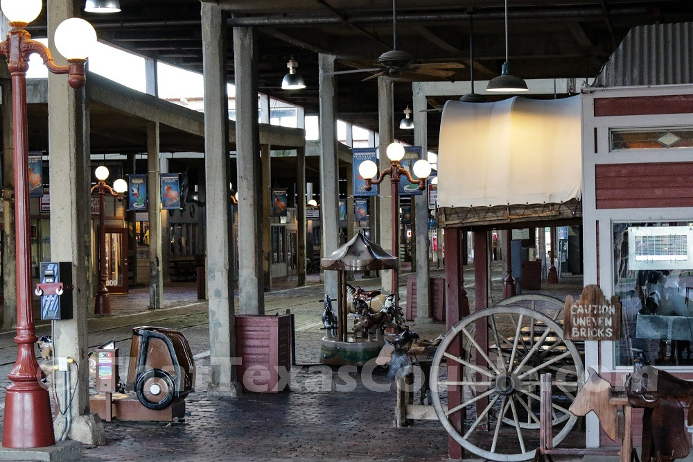 Fort Worth Stockyards, photo by That Texas Couple