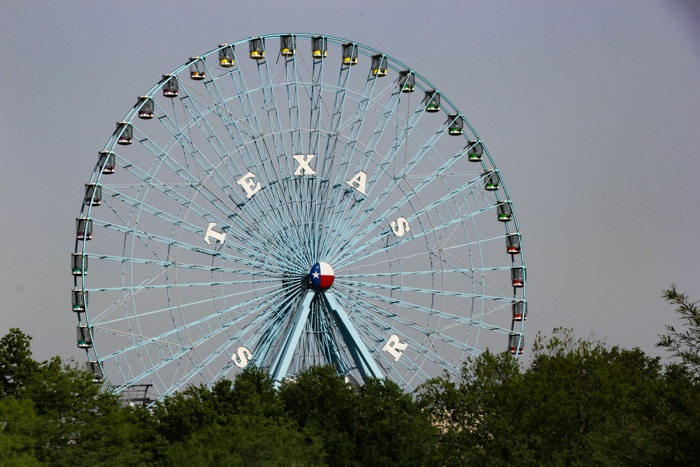Texas ferris wheel, photo by That Texas Couple