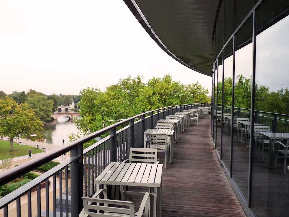 RSC Rooftop Restaurant, photo by Call Me Liz