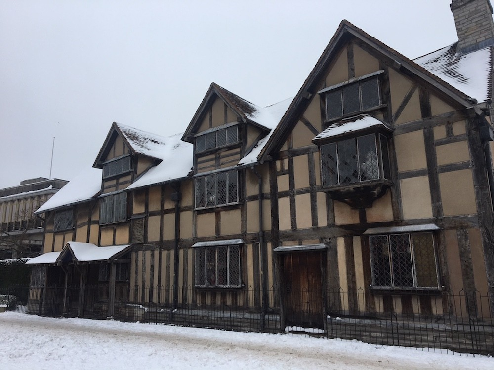Shakespeares House, photo by Call Me Liz