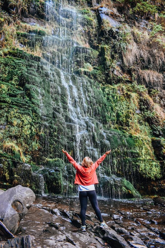 Erskine Falls in Australia