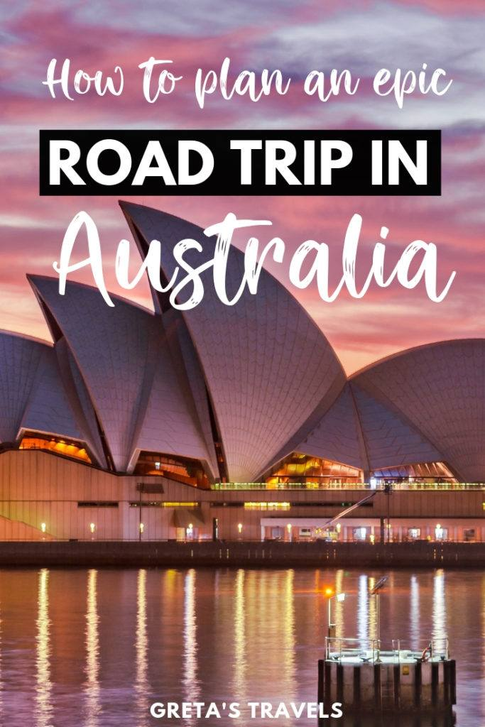 Planning a road trip to Australia? Check out this Australia road trip planner to find out everything you need to know to ensure you have the time of your life. Including information on how to find the perfect vehicle, where to go, when to visit, what to pack and much more! #australia #roadtrip #australiaroadtrip #traveladvice #oceania #australiatraveltips