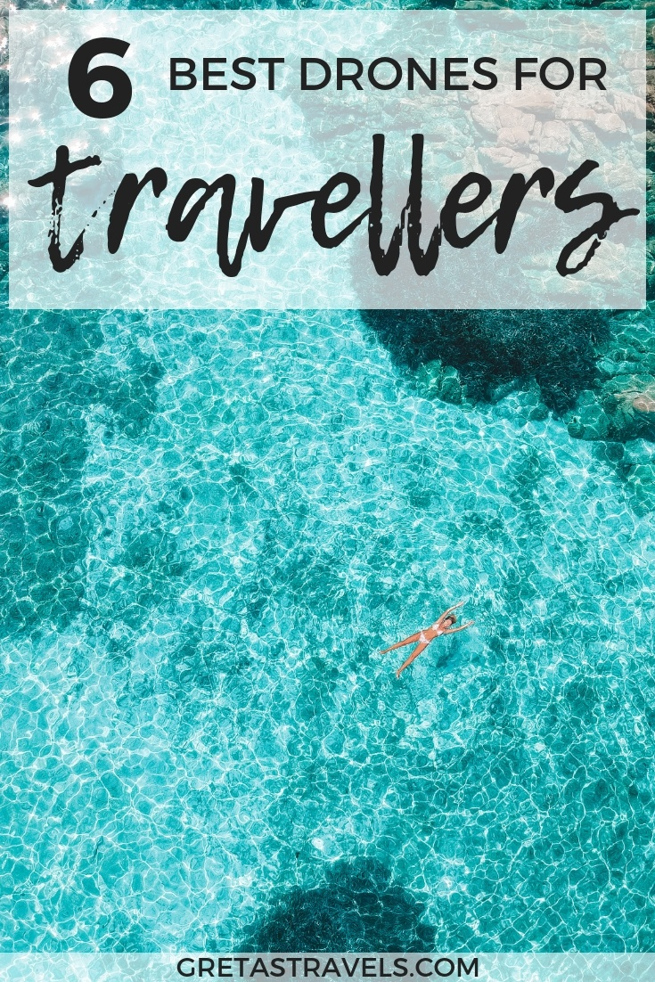 Drones have become the latest travel accessory. After all, if you're travelling to beautiful destinations, it's just normal that you would want to capture them from every possible angle! If you're looking for the perfect travel drone to take on your backpacking trips but don't know which one to go for, this guide will help you choose one. I've teamed up with other travellers to share with you the best drones for travel and backpacking. #traveladvice #droneadvice #traveldrone #drone #besttraveldrone #bestdronefortravel