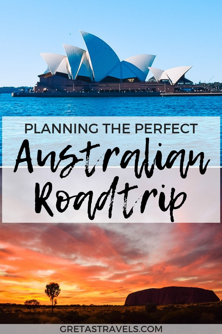 Planning a road trip to Australia? Check out this Australia road trip planner to find out everything you need to know to ensure you have the time of your life. Including information on how to find the perfect vehicle, where to go, when to visit, what to pack and much more! #australia #roadtrip #australiaroadtrip #traveladvice