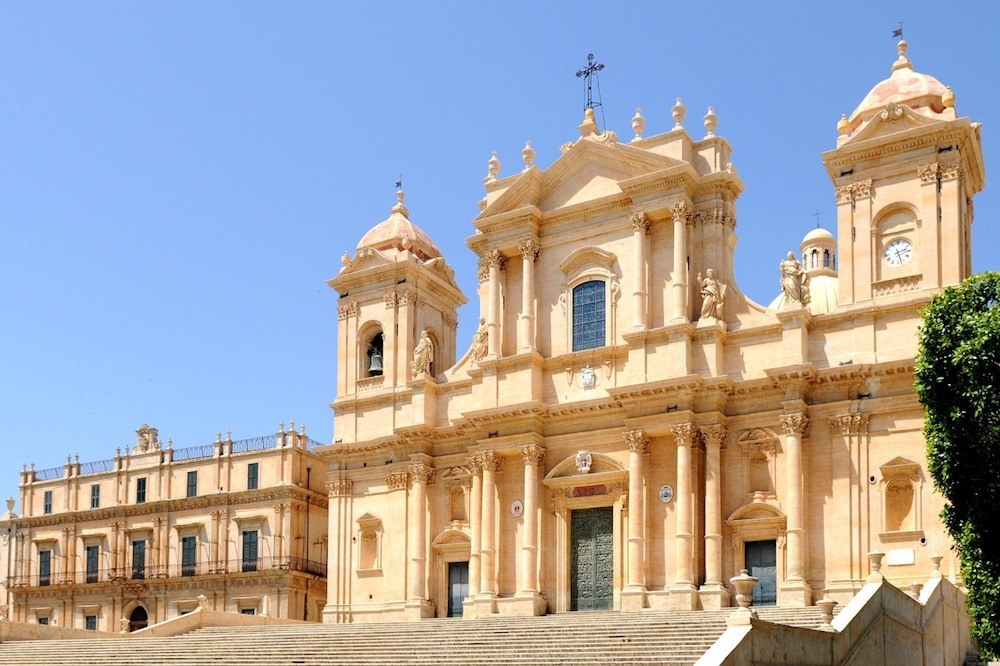 Noto in Sicily, Italy - Creative Commons photo