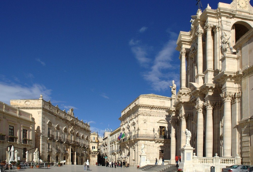 Siracusa in Sicily, Italy - Creative Commons photo