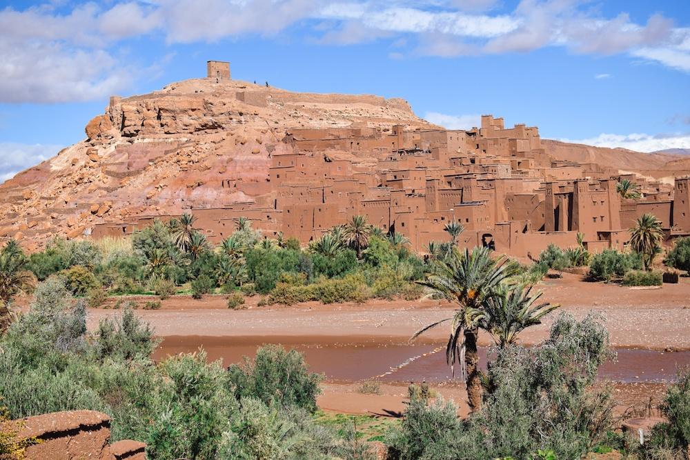 Ksar Ait Ben Haddou in Morocco