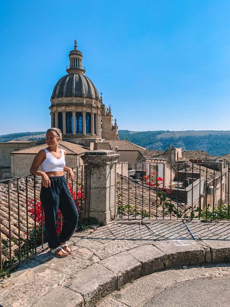 Loving the views in Ragusa