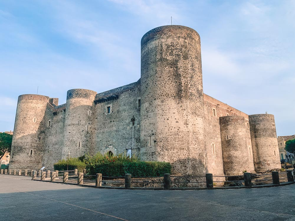 Castello Ursino in Catania