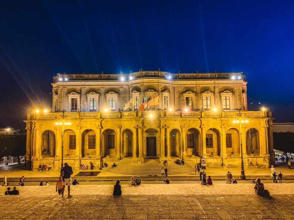 Palazzo Ducezio in Noto