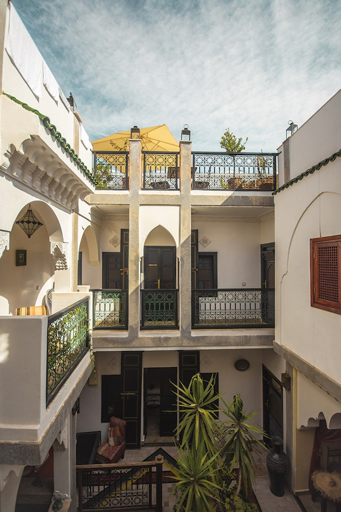Riad Matins de Marrakech, photo by Backpackers Wanderlust