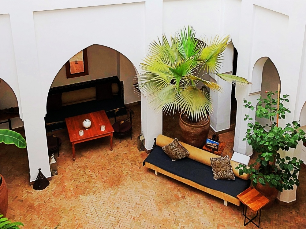 Riad Miski in Marrakech, photo by Travel Collecting