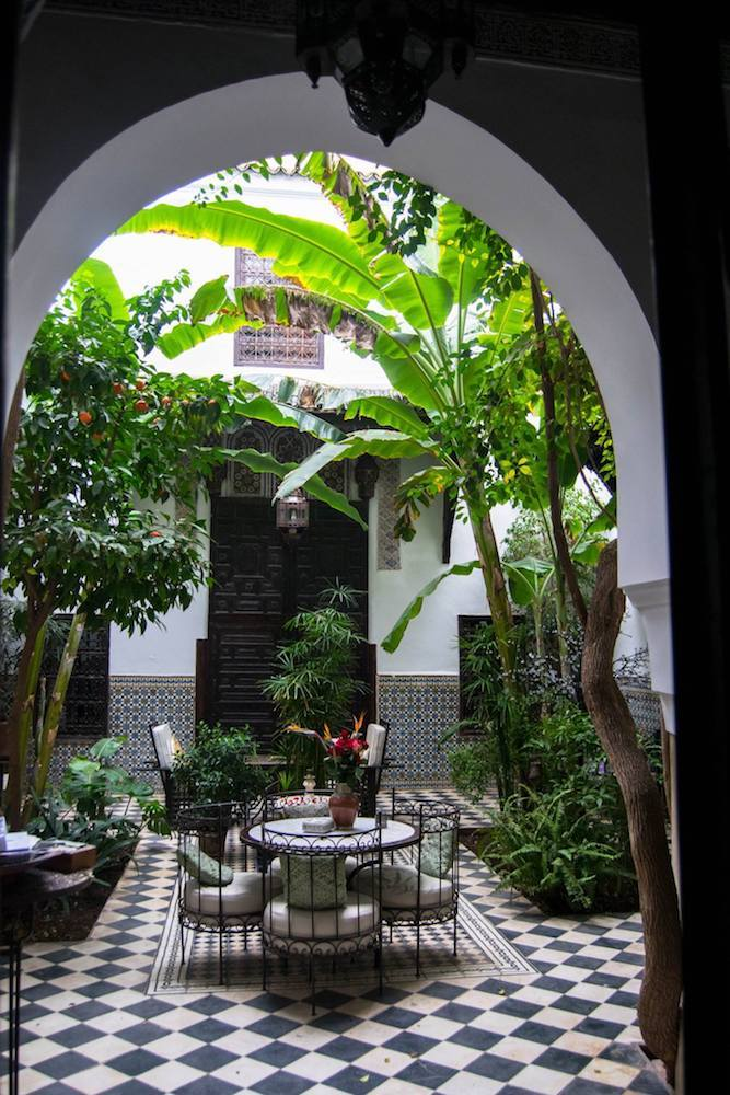 Riad dar Mouassin, photo by Wanderlustingk