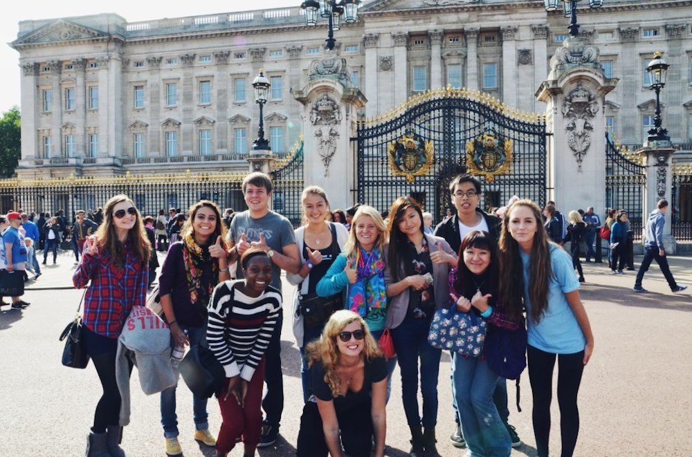 Buckingham Palace in London - a must see if you only have 2 days in London