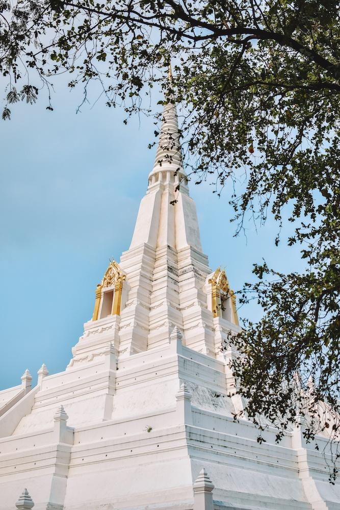 Wat Phu Khao in Ayutthaya