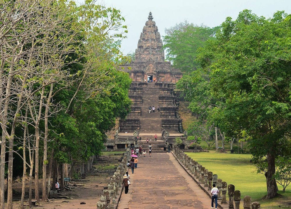 Buriram Phanom Rung, photo by Live Less Ordinary