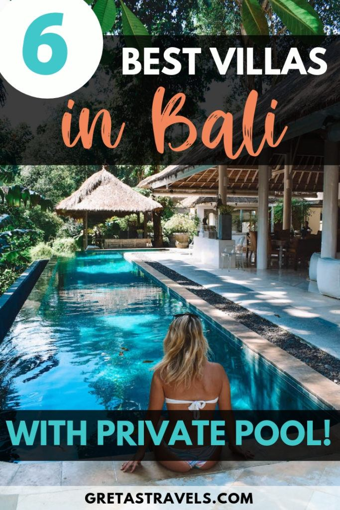 Best Villas In Bali With A Private Pool For Every Budget