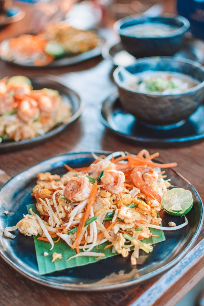 Pad Thai; one of the most traditional, and popular amongst tourists, dishes in Thailand