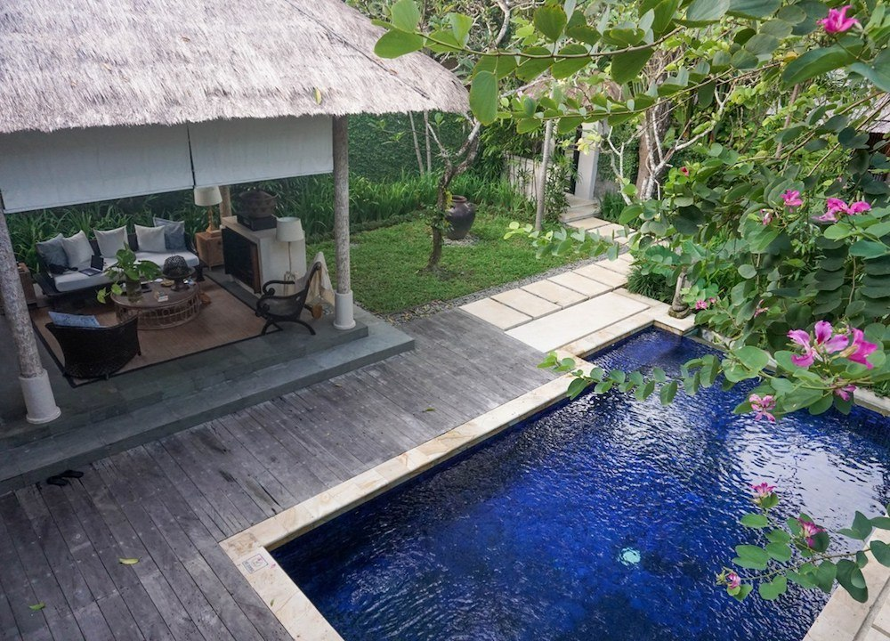 The pool at Kayumanis Sanur, photo by Live Less Ordinary