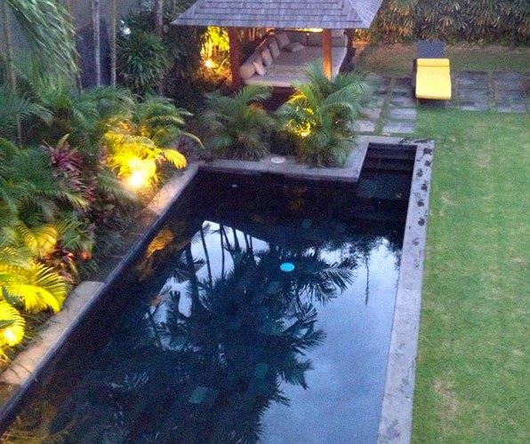 The pool at Serene Villa, photo by Girls Getaway