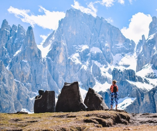 Visit the Italian Alps and Trentino in summer