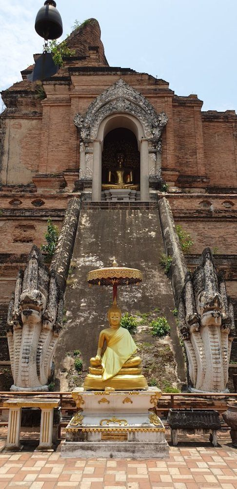 Wat Chedi Luang, photo by Frequent Traveller