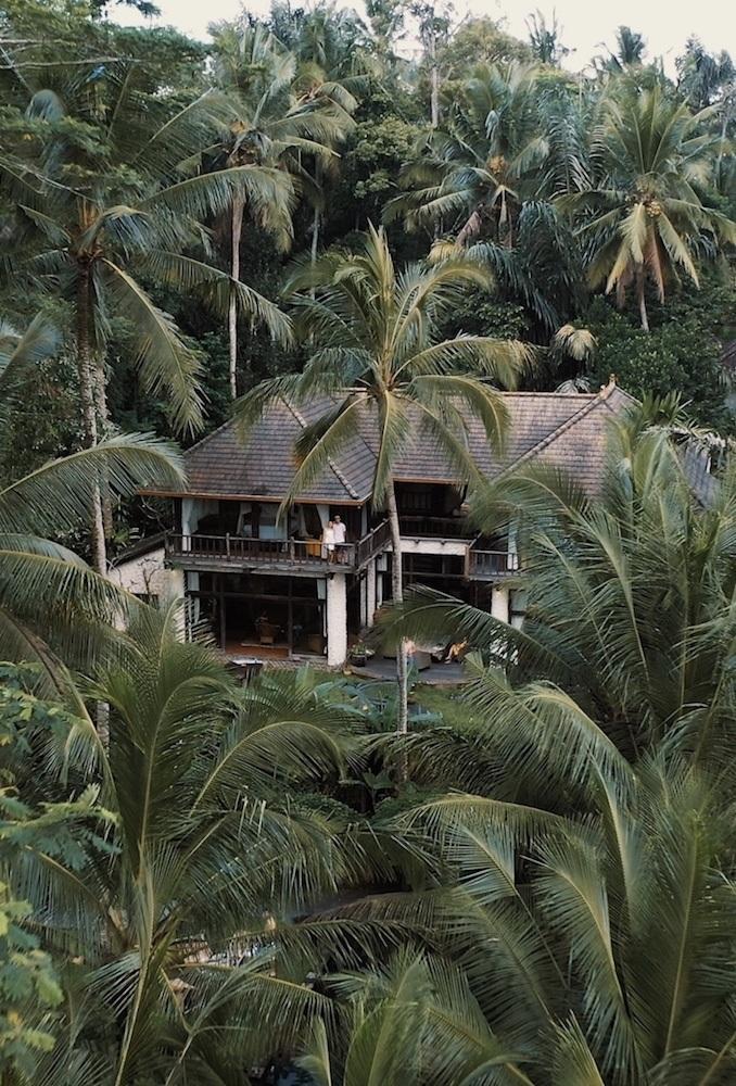 White Stone Villa, photo by Solar Powered Blonde