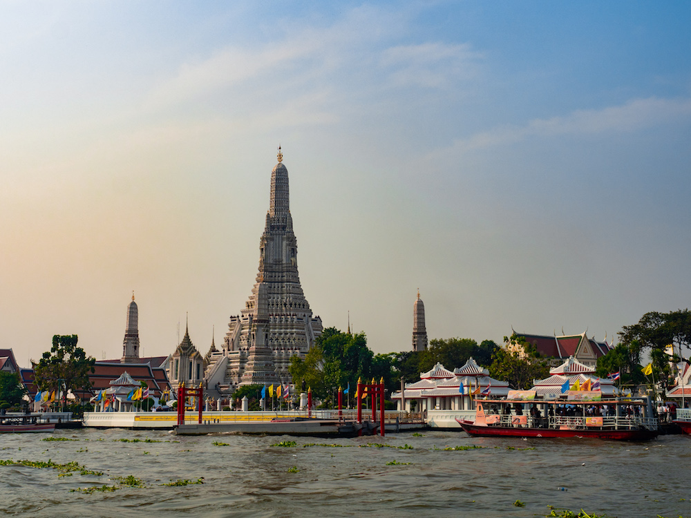 Wat Arun in Bangkok - Photo by William Summers on Scopio