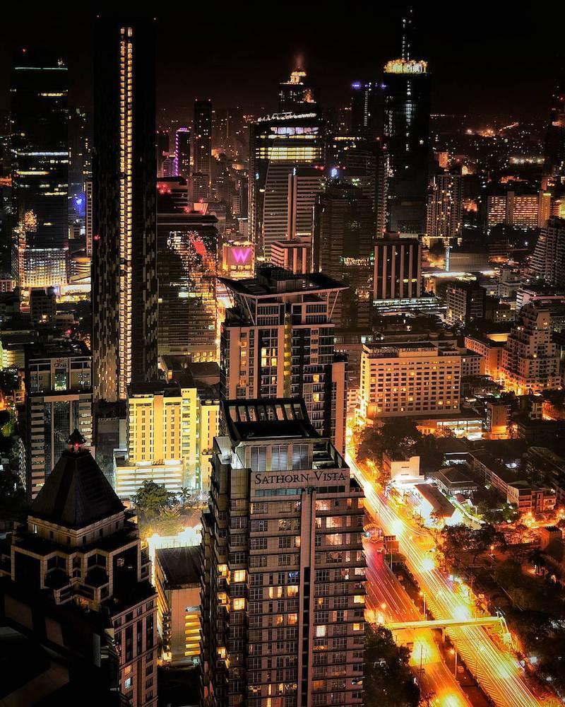 Vertigo Bangkok by A World to Travel