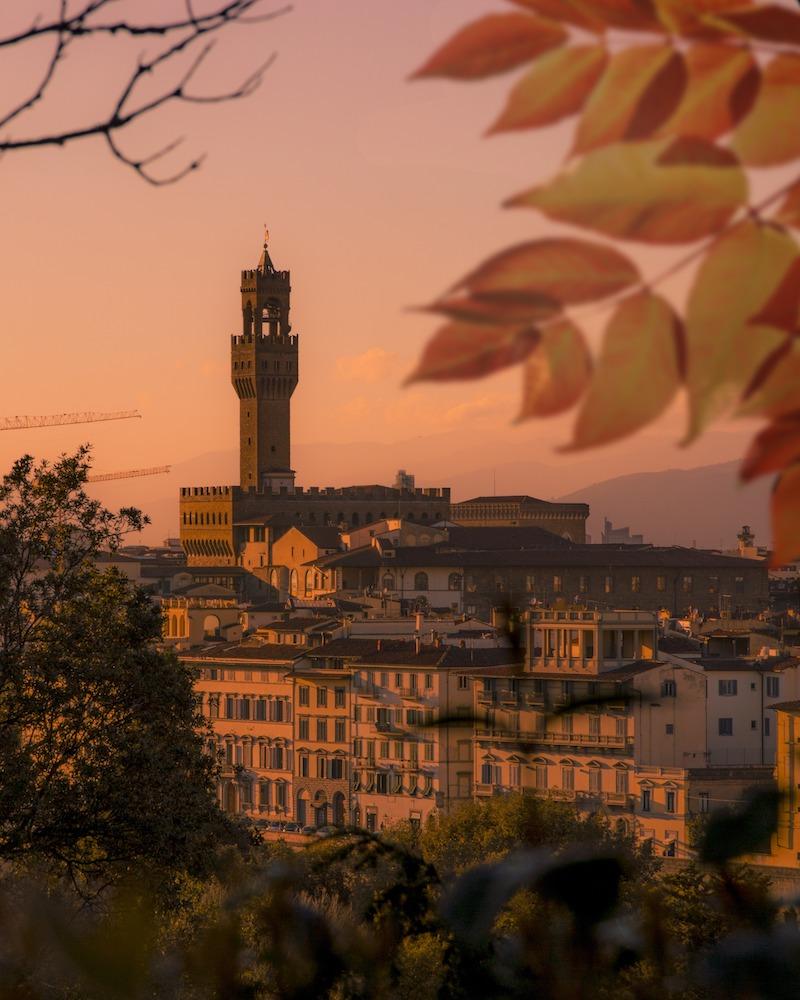 Sunset views in Siena - Photo by Giuseppe Trimarchi on Scopio