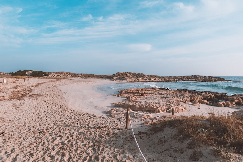One of the beaches in Formentera, photo by Le Long Weekend