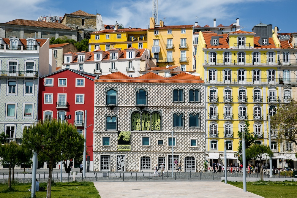 The colourful houses of Lisbon, photo by Our Passion For Travel