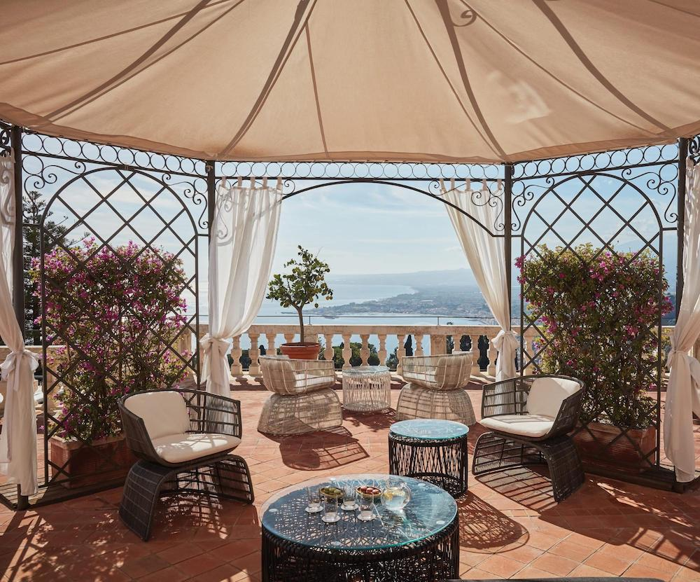 Belmond Grand Hotel Timeo in Taormina, photo by Once In A Lifetime Journey