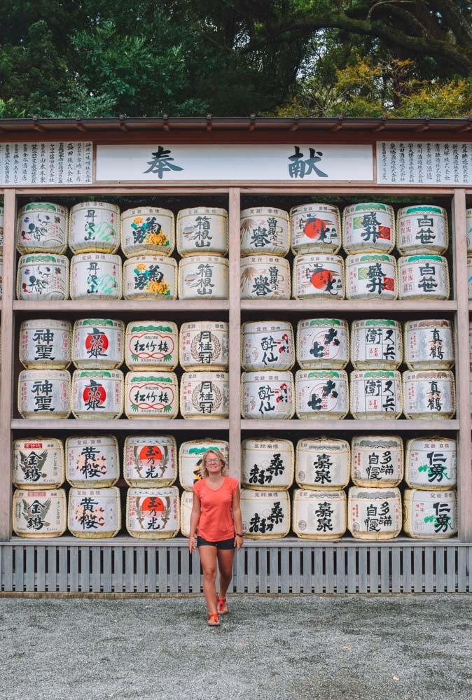 Exploring Tsurugaoka Hachiman-gu Temple in Kamakura