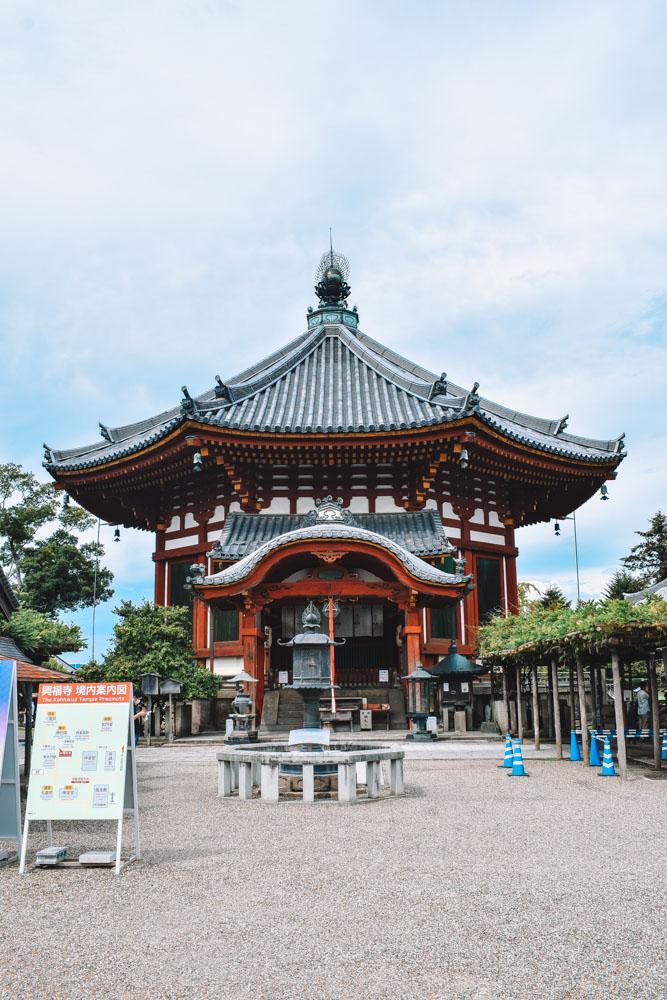 Exploring Nara in Japan