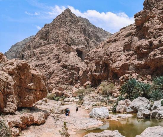 Wadi Shab guide