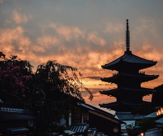 Kyoto 3 day itinerary