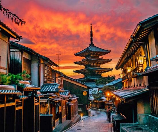 Japan 2 week itinerary
