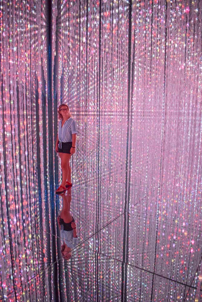 One of my favourite rooms at the Teamlab Borderless in Tokyo, Japan